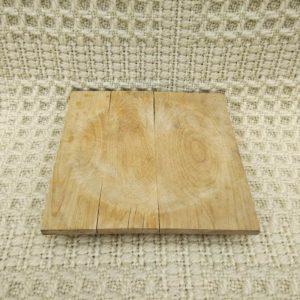 Dessous de plat vieux bois