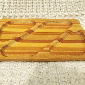 Plateau en bois différentes essences