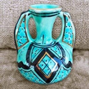 Soliflore ceramique de Tunisie