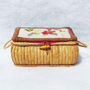 Boîte coffret fleur