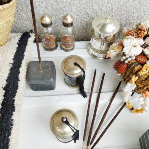 bâton d'encens parfum d'Orient