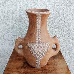poterie d'Afrique en terre cuite
