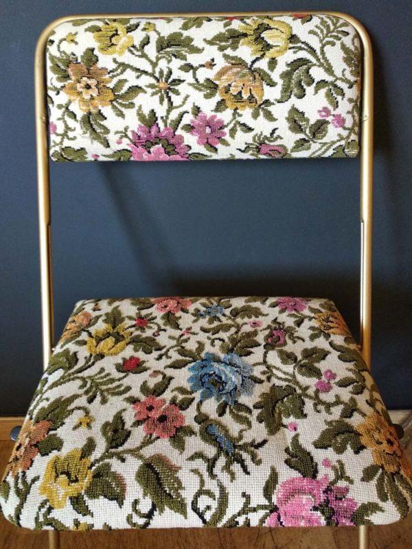 Chaise vintage lafuma