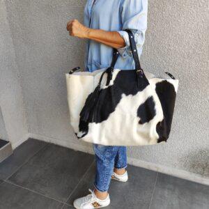 sac en peau de vache